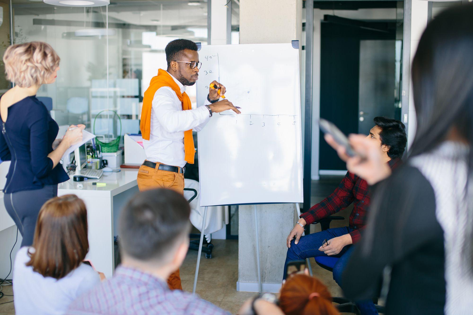 Entenda o que são chamadas de sessões de aceleração de startup