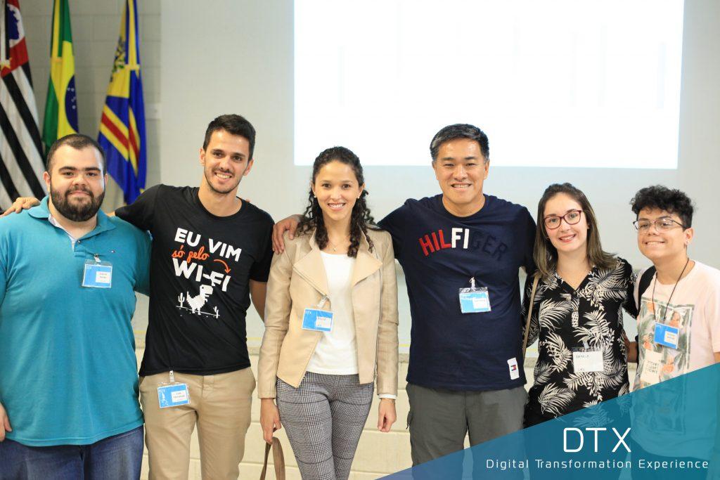 Programa de transformação digital DTX. Bluefields Aceleradora.