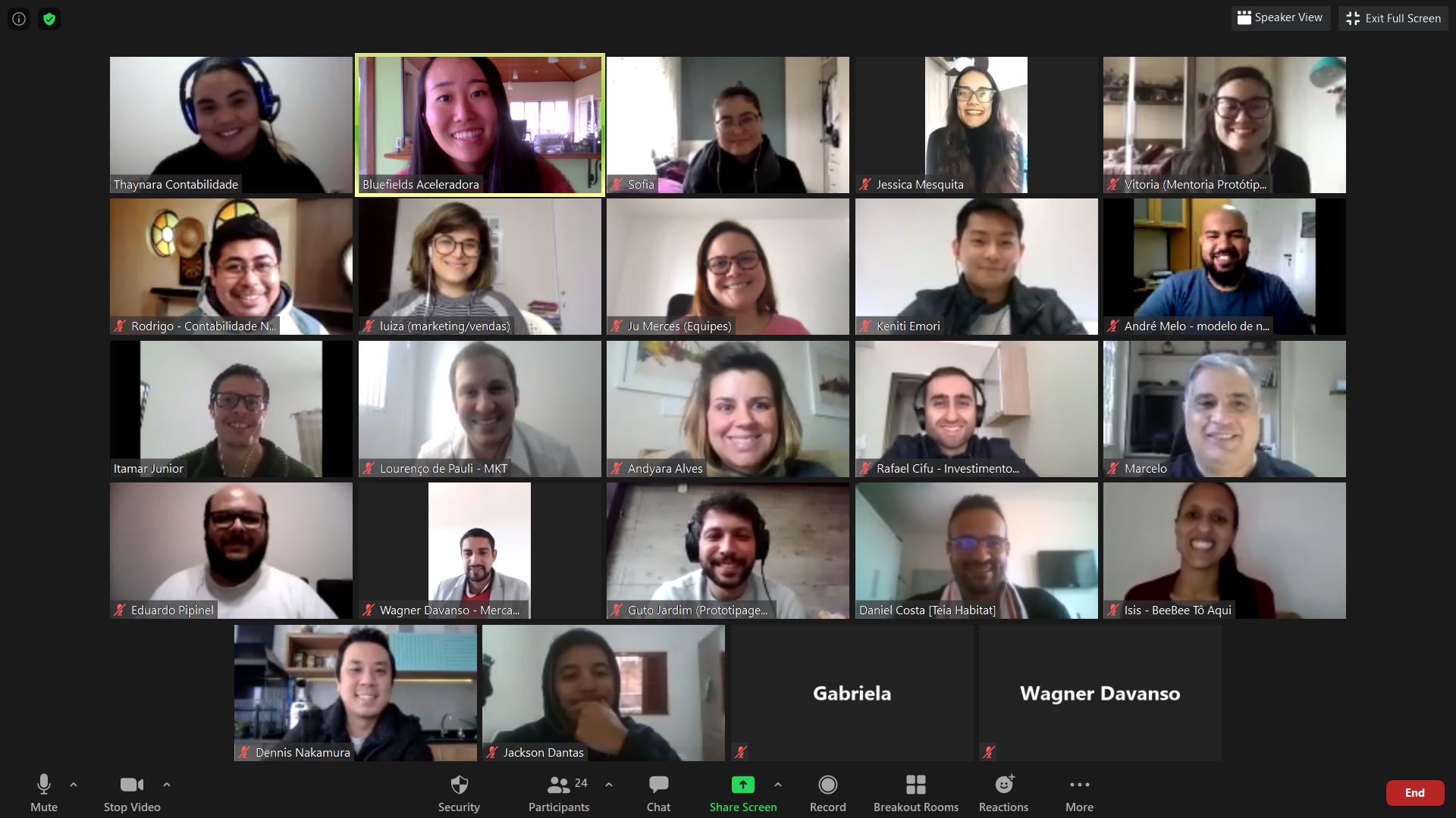 Bluefields reúne 12 startups do Oriente Médio, África e Brasil em programa  de aceleração online